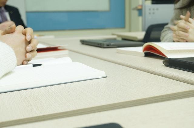 administrators are desk